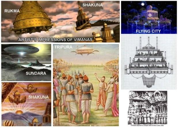 UFO ghé thăm Trái đất từ 6.000 năm trước