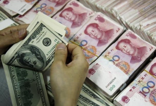 Đồng nhân dân tệ giảm giá sẽ tổn thương châu Á
