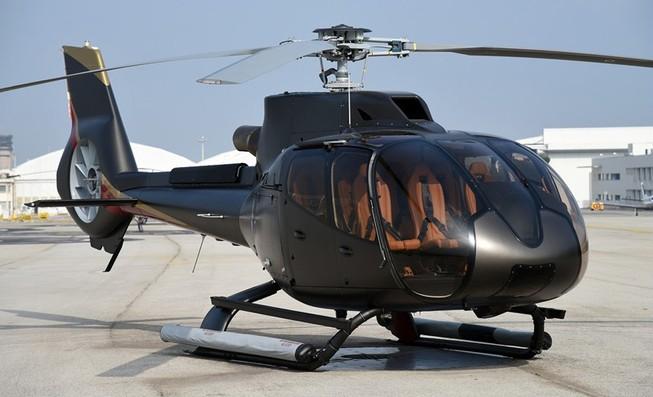 Airbus đầu tư trực thăng vào Uber