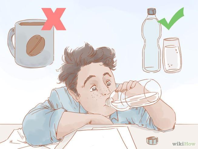 Đánh bật tàn tích của cơn say