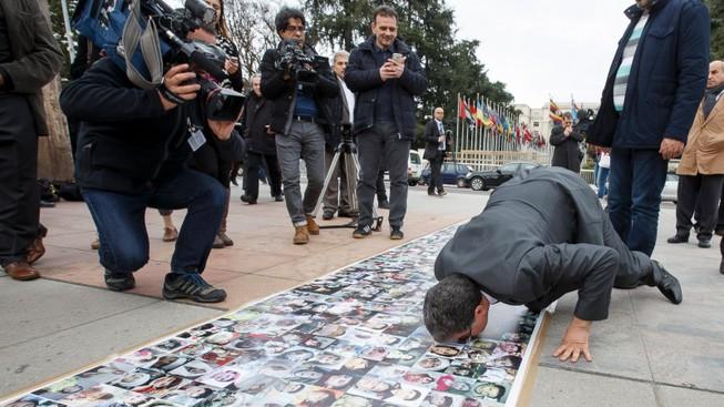 Hòa đàm Syria bị ngưng