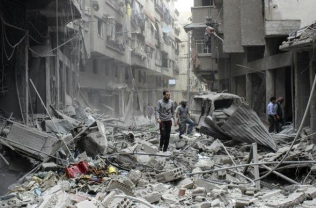 Phe đối lập Syria sắp thất thủ