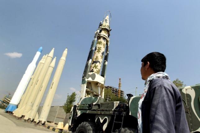 Iran sẽ phát triển tên lửa đạn đạo