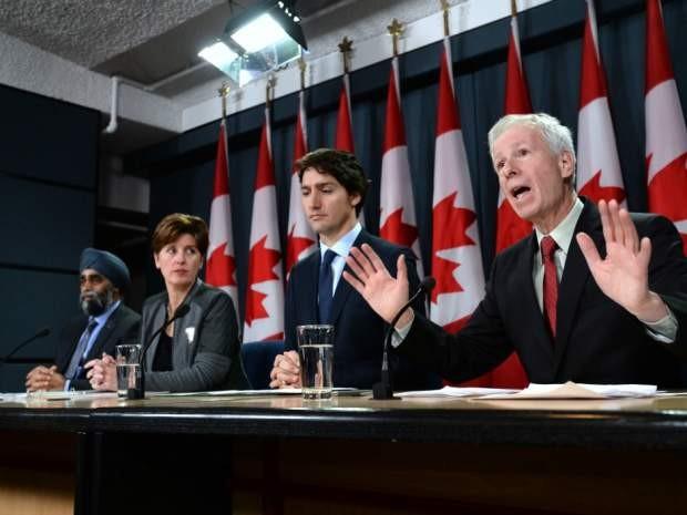 Canada chấm dứt không kích chống IS