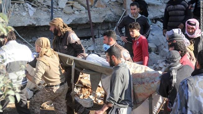Thổ Nhĩ Kỳ sẽ không đưa bộ binh vào Syria