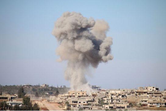 Đức muốn lập vùng cấm bay ở Syria