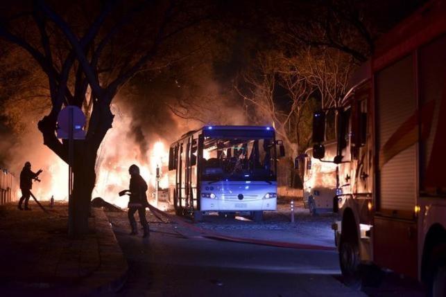Đánh bom tự sát bằng ô tô, 28 người chết