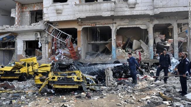 Thêm thỏa thuận ngừng bắn mới cho Syria