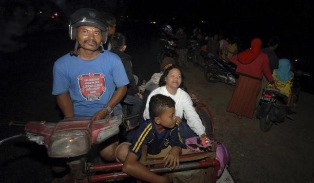 Indonesia: Hàng loạt dư chấn sau trận động đất mạnh 7,8 độ Richter