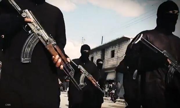 Hơn 200 chiến binh IS tạo phản giết chết thủ lĩnh