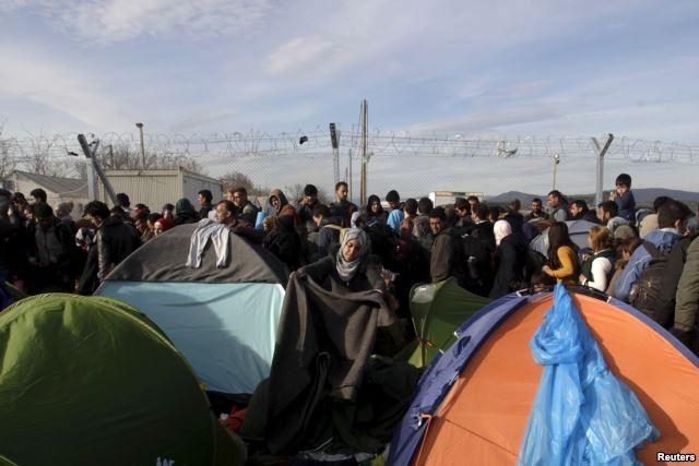 EU muốn để Thổ Nhĩ Kỳ và Hy Lạp gánh người tị nạn