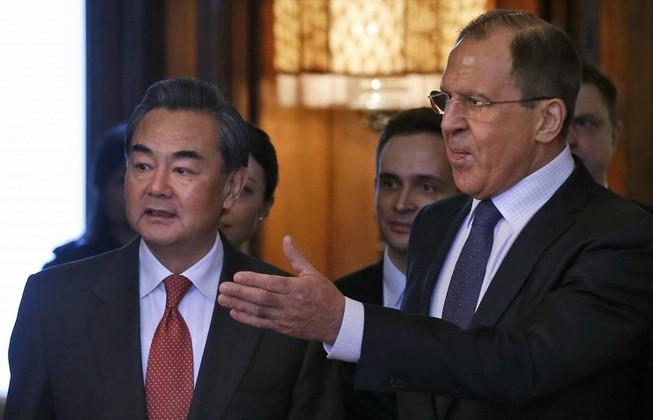 Nga-Trung bàn phi hạt nhân hóa bán đảo Triều Tiên