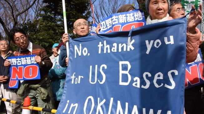 Lính Mỹ lại cưỡng hiếp phụ nữ Nhật