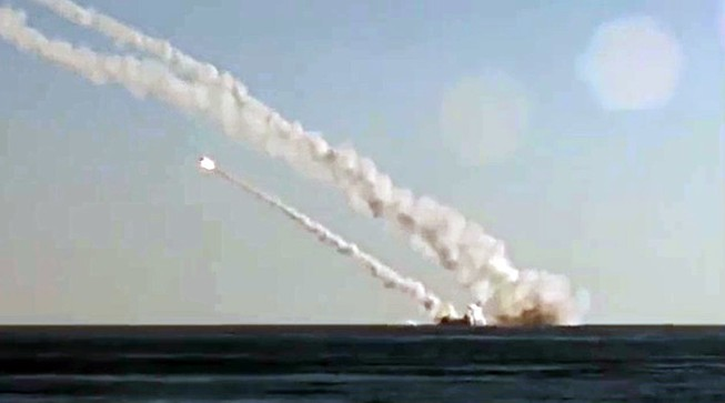 Nga thử nghiệm tên lửa bội siêu thanh 3M22 Zircon