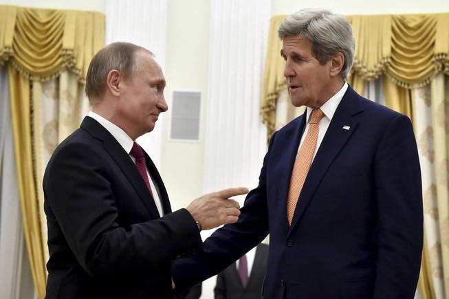 Nga sẽ 'hy sinh' Tổng thống Syria Bashar al-Assad?