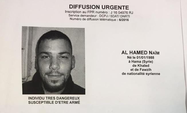 Người Syria bí ẩn trong các vụ đánh bom của IS tại Paris và Brussels