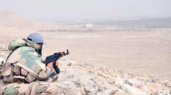 Nga tiếp tục không kích tại Syria, tái chiếm lãnh thổ IS