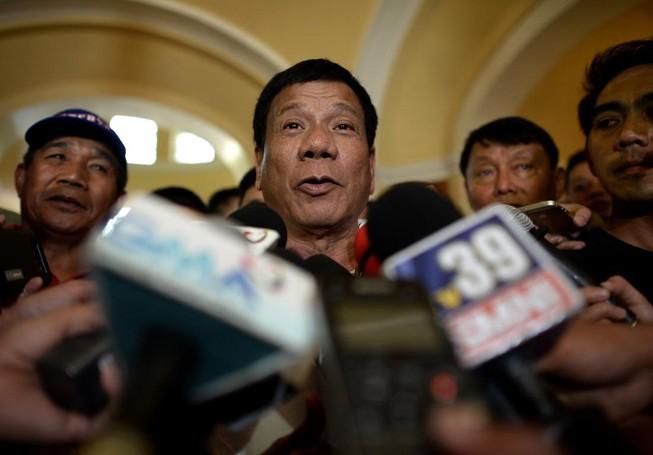 Philippines cũng có Donald Trump?