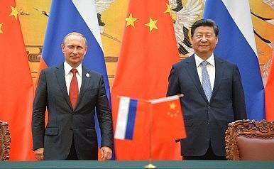 Liệu Nga có về phe Trung Quốc ở biển Đông?
