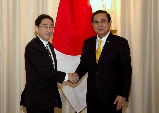 Nhật kêu gọi thông qua Quy tắc ứng xử ở biển Đông