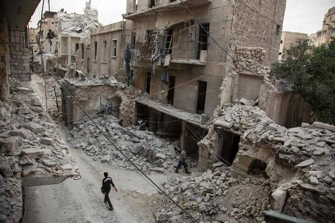 Hội đồng Bảo an LHQ họp khẩn về Syria