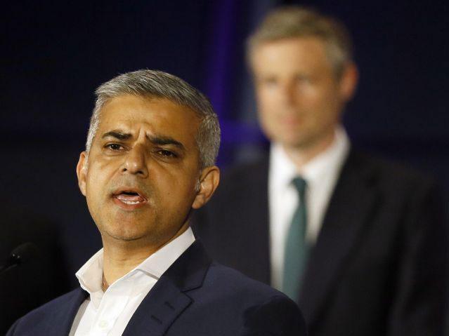 Người Hồi giáo đầu tiên làm thị trưởng London