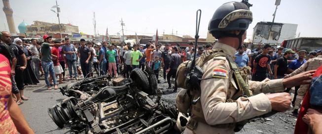 IS đánh bom Baghdad làm hàng trăm người thương vong