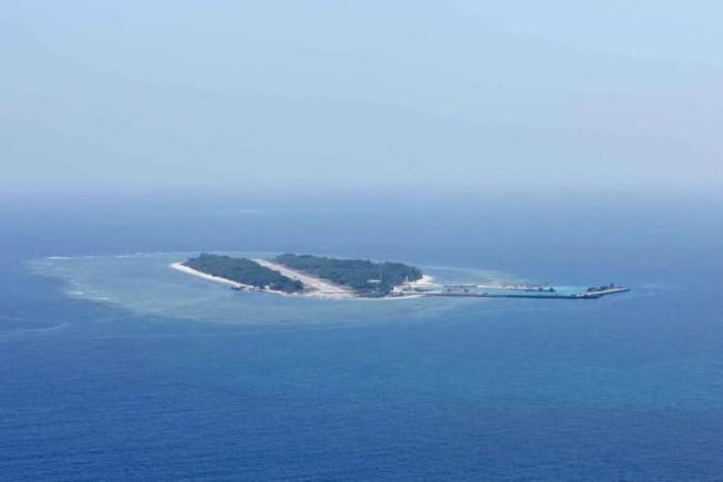 Đài Loan ngang nhiên mời trọng tài quốc tế và Philippines tới đảo Ba Bình