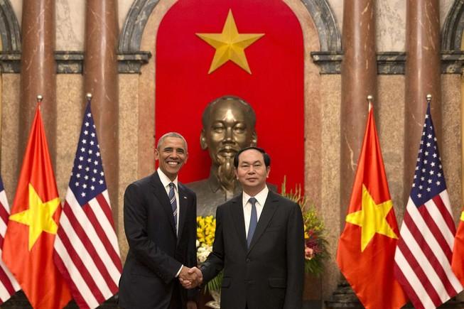 Việt Nam - Mỹ, hành trình từ kẻ thù trở thành bạn bè