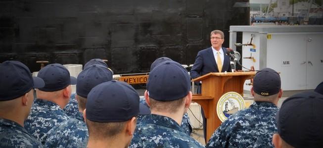 Bộ trưởng Quốc phòng Mỹ: Sẽ can dự lâu dài ở khu vực và biển Đông