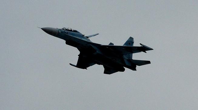 Chiến đấu cơ Su-27 của Nga rơi, phi công thiệt mạng