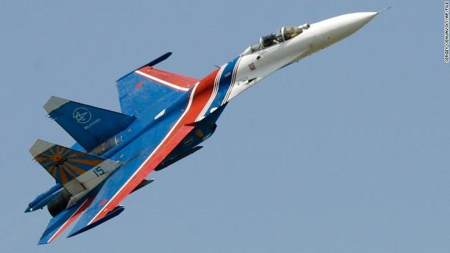 Nga ngừng khai thác toàn bộ máy bay Su-27