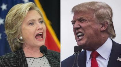 Khảo sát Bloomberg: Bà Clinton được dân Mỹ ủng hộ hơn ông Trump