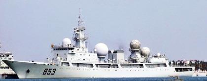 Tàu do thám Trung Quốc vào lãnh hải Nhật