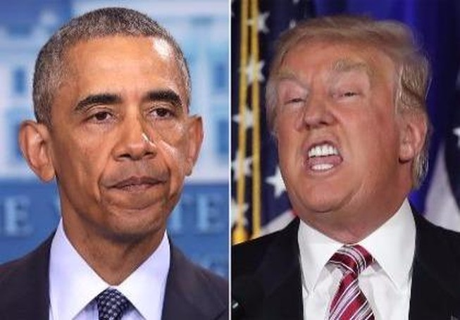 Tổng thống Obama: Donald Trump hủy hoại giá trị Mỹ