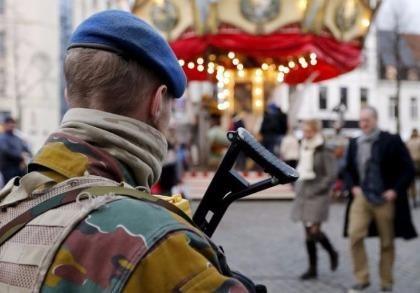 Bỉ bắt người đàn ông ôm muối giả bom, đe dọa khủng bố