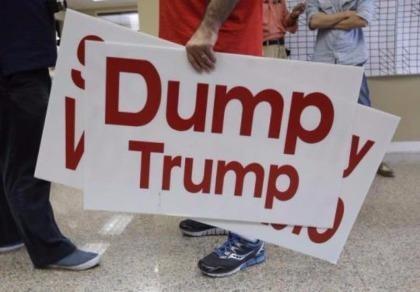 Đảng Cộng hòa ráo riết ngăn chặn Trump