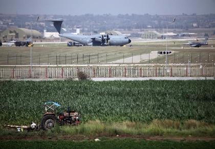 Dẹp đảo chính, Thổ Nhĩ Kỳ mở lại sân bay không kích IS