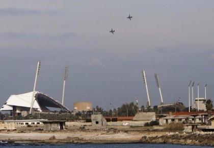 Máy bay Nga không kích căn cứ Mỹ ở Syria