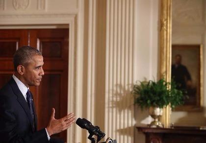 Obama: Mỹ không liên quan đảo chính Thổ Nhĩ Kỳ