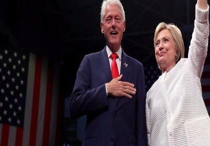 Đảng Dân chủ đề cử nữ đại diện tranh cử tổng thống đầu tiên-Clinton