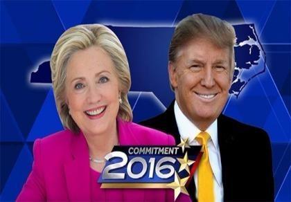 Bà Clinton và ông Trump sẽ có ba cuộc tranh luận