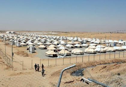 IS bắt 3.000 dân Iraq, có thể dùng họ làm lá chắn