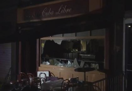 Nổ lớn ở quán bar Pháp, 13 người chết