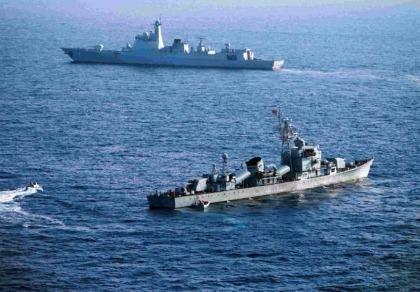 Singapore bị Trung Quốc cảnh cáo về biển Đông