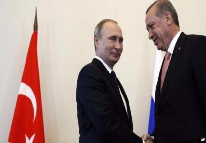 Nga-Thổ bắt tay về Syria