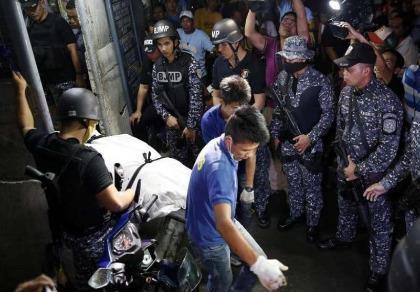 Đấu súng, nổ lựu đạn ở nhà tù Philippines, 10 tù nhân chết