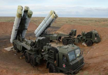 Nga triển khai tên lửa đất đối không đến Crimea
