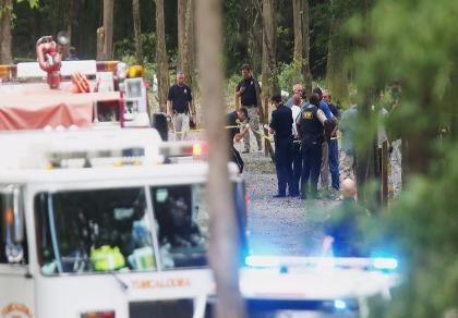 Mỹ: Máy bay rơi trong khi hạ cánh, không người sống sót