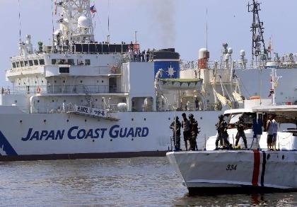 Nhật sắp tài trợ 2 tàu bảo vệ bờ biển cho Philippines